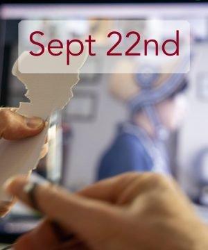 Sept 22nd