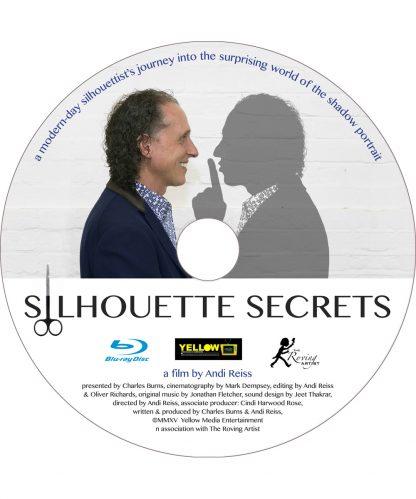 Cover Design of Silhouette Secrets DVD