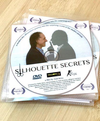 Pile of Silhouette Secrets DVDs